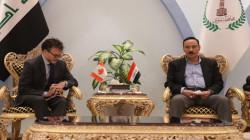 Canadian Ambassador to Iraq visits Mosul