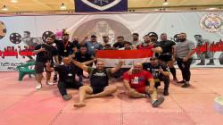 بينها 8 ذهبيات.. العراق يحصد 13 ميدالية في بطولة العرب للقوة البدنية