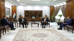 اختيار التشكيل الجديد لأعلى سلطة قضائية في العراق