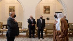 Barham Salih receives an official invitation to Qatar