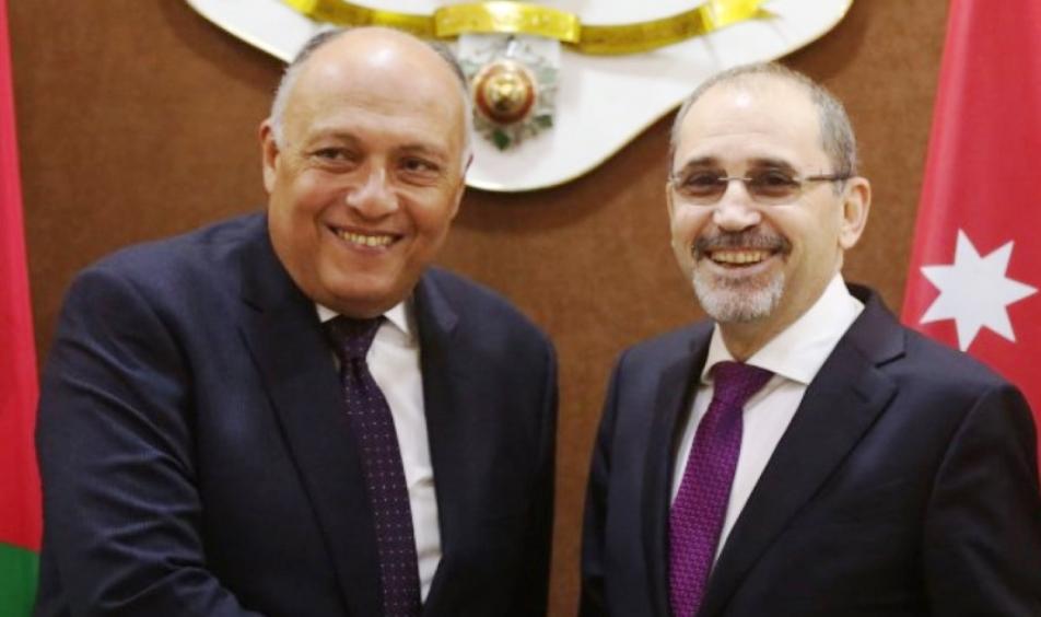 وزيرا خارجية الأردن ومصر في بغداد يوم غد الجمعة
