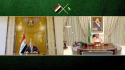 الكاظمي وملك السعودية يتفقان على توسيع العلاقات بمختلف المستويات