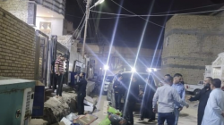 An explosive device targets a local official in Dhi Qar