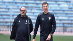 كوركيس: كاتانيتش يبدي ارتياحه لتجمع اللاعبين ويؤكد استعداد المنتخب للقاء اوزبكستان غدا