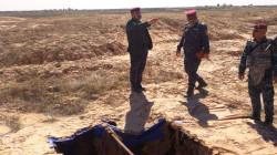 وكر إرهابي في حاوي العظيم: جثة وكاتيوشا وطائرة مسيرة