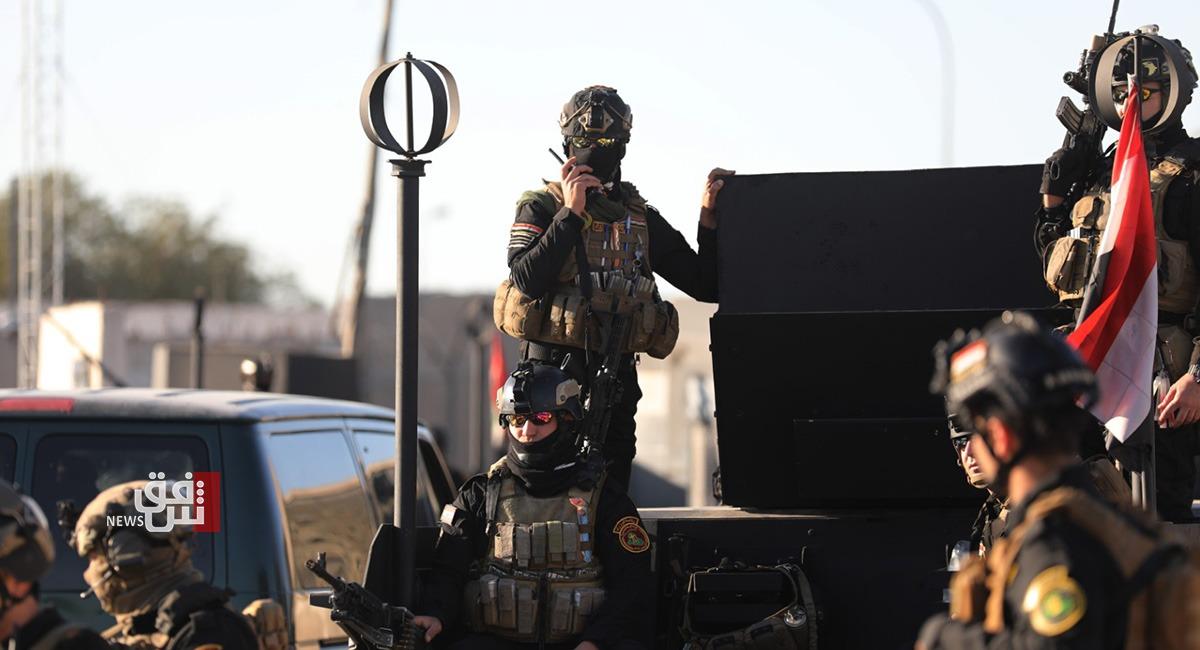 """""""أبو رغيف"""" يطيح بمدير استخبارات الطارمية ويودعه التوقيف"""