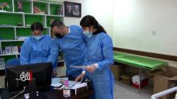 مدير مستشفى في السليمانية: إصابات كورونا ارتفعت بنسبة 50% خلال آذار