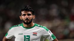 بشار رسن: عدم تعودي على مركز الهجوم تسبب بإضاعتي للفرص امام منتخب اوزبكستان القوي
