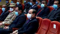 السيسي: مياه مصر خط أحمر والمساس بها سيؤثر على استقرار المنطقة كلها
