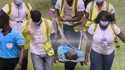 بسبب الحكم.. إلغاء مباراة في تصفيات أمم أفريقيا (فيديو)