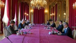 بالصور.. رئيس إقليم كوردستان يلتقي وزير خارجية فرنسا