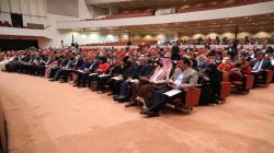Iraqi parliament resumes its session, votes on Kurdistan's share