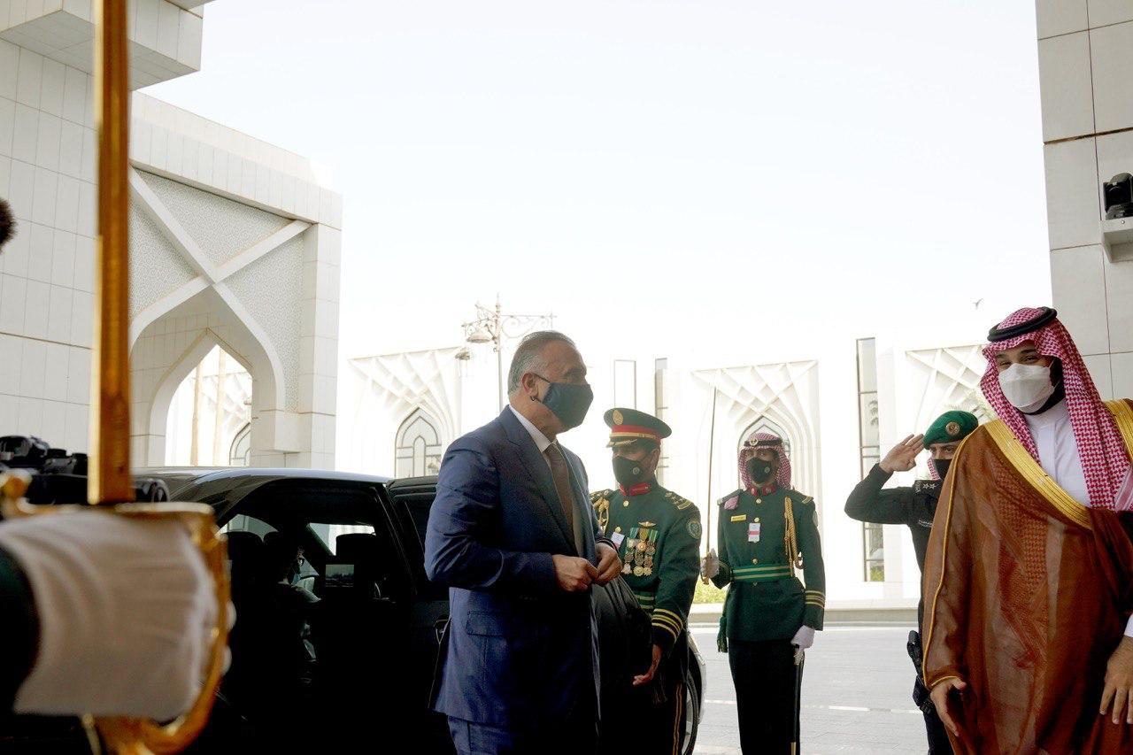 الكاظمي يخرج من السعودية بخمس اتفاقيات كبرى وصندوق مشترك رأس ماله ثلاثة مليارات دولار