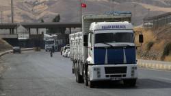 تركيا تهدف لرفع حجم التجارة مع العراق إلى 50 مليار دولار سنوياً