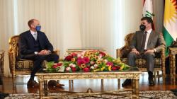 رئيس إقليم كوردستان: استئناف الحوار الاستراتيجي بمشاركة أربيل خطوة مهمة