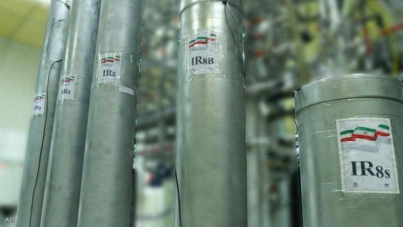 إيران تبدأ بتخصيب اليورانيوم بمجموعة رابعة في محطة نطنز