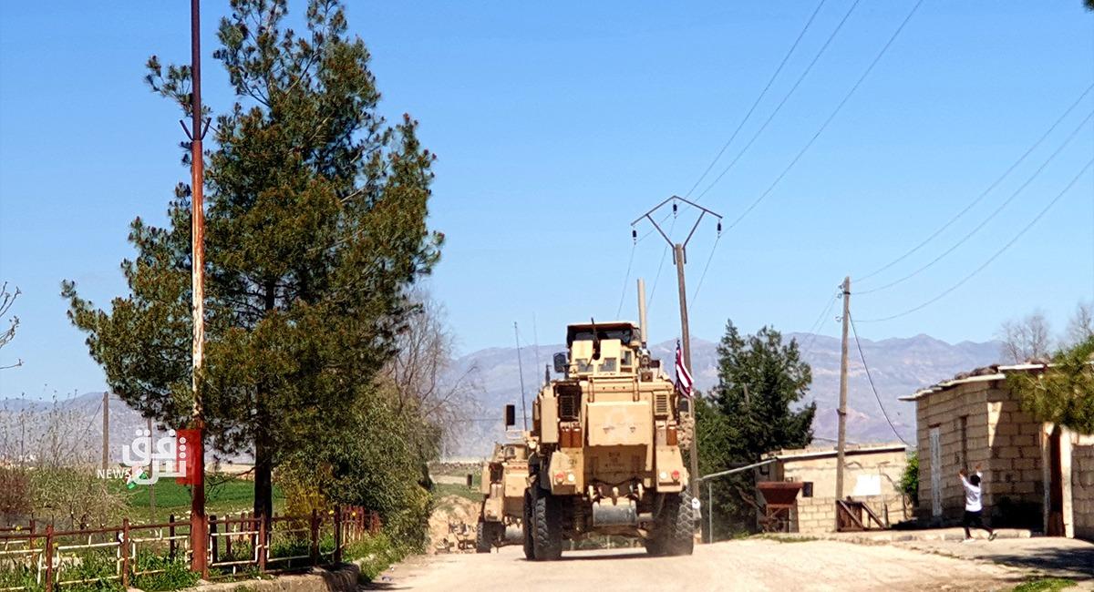 تسيير دورية أميركية في ديرك شمال شرق سوريا