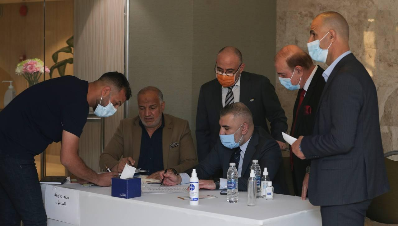 الاندية العراقية الممتازة تعرض شروطها على الاتحادين الدولي والآسيوي لكرة القدم