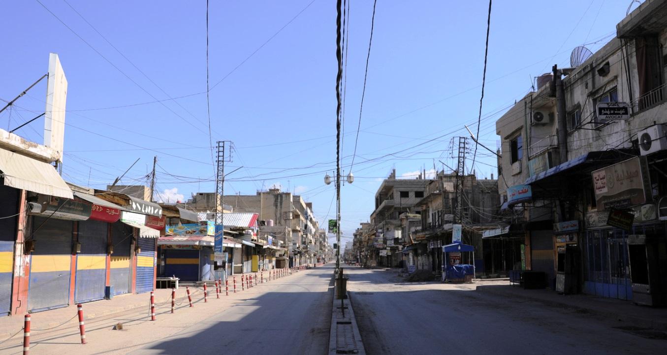 الادارة الذاتية لشمال وشرق سوريا تفرض حظرا جديدا على مناطقها