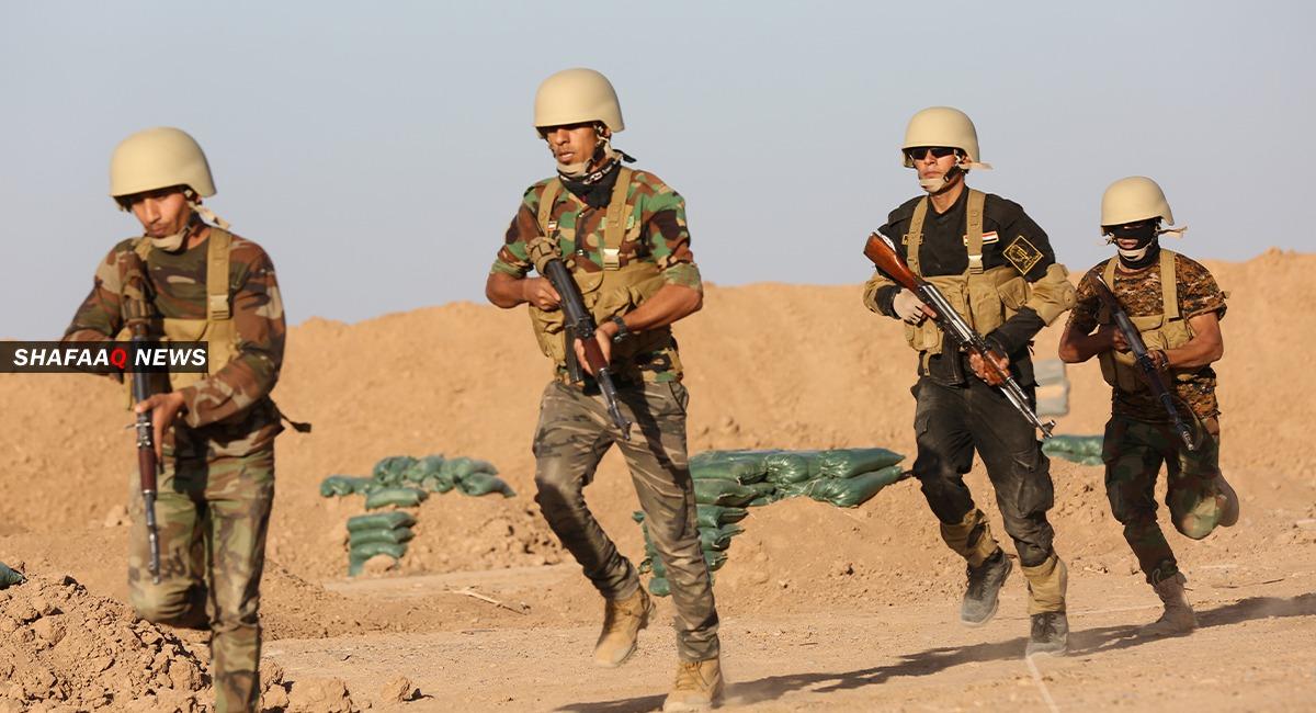 العراق يعلن قتل 60 ارهابيا من بقايا داعش