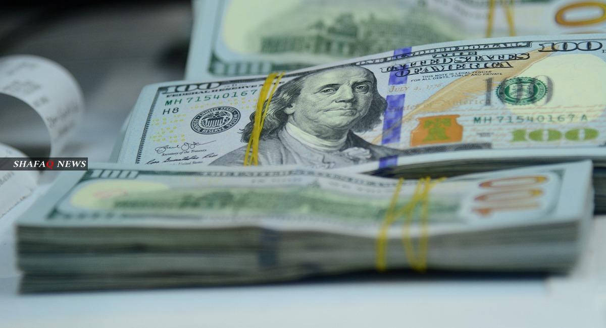 دۆلار لە بەغداد و هەرێم کوردستان هالە بەرزەوبوین