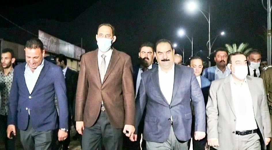 نائب محافظ الانبار: نسعى لحل المشاكل الحدودية مع بغداد ولا يوجد تحرك حكومي لإنشاء محافظة جديدة