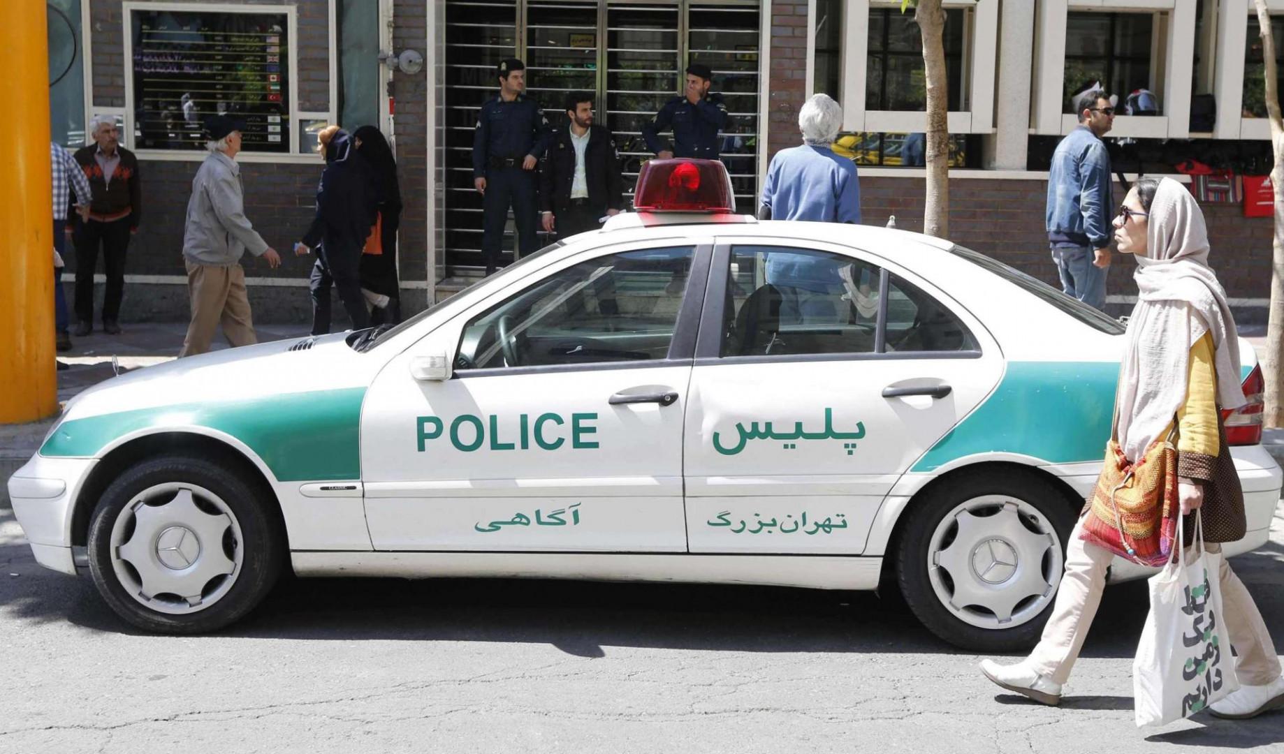 إيران تعتقل جاسوسا إسرائيليا ومجموعة عملاء لدول غربية