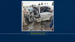 في محافظتين.. حادث سير يودي بحياة 4 أشخاص وشاب ينهي حياته بالنار