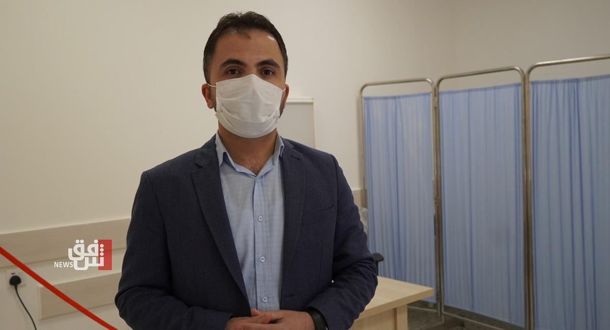 السليمانية.. مؤسسة صحية تتوقع انحسار الإصابات بكورونا نهاية رمضان المقبل