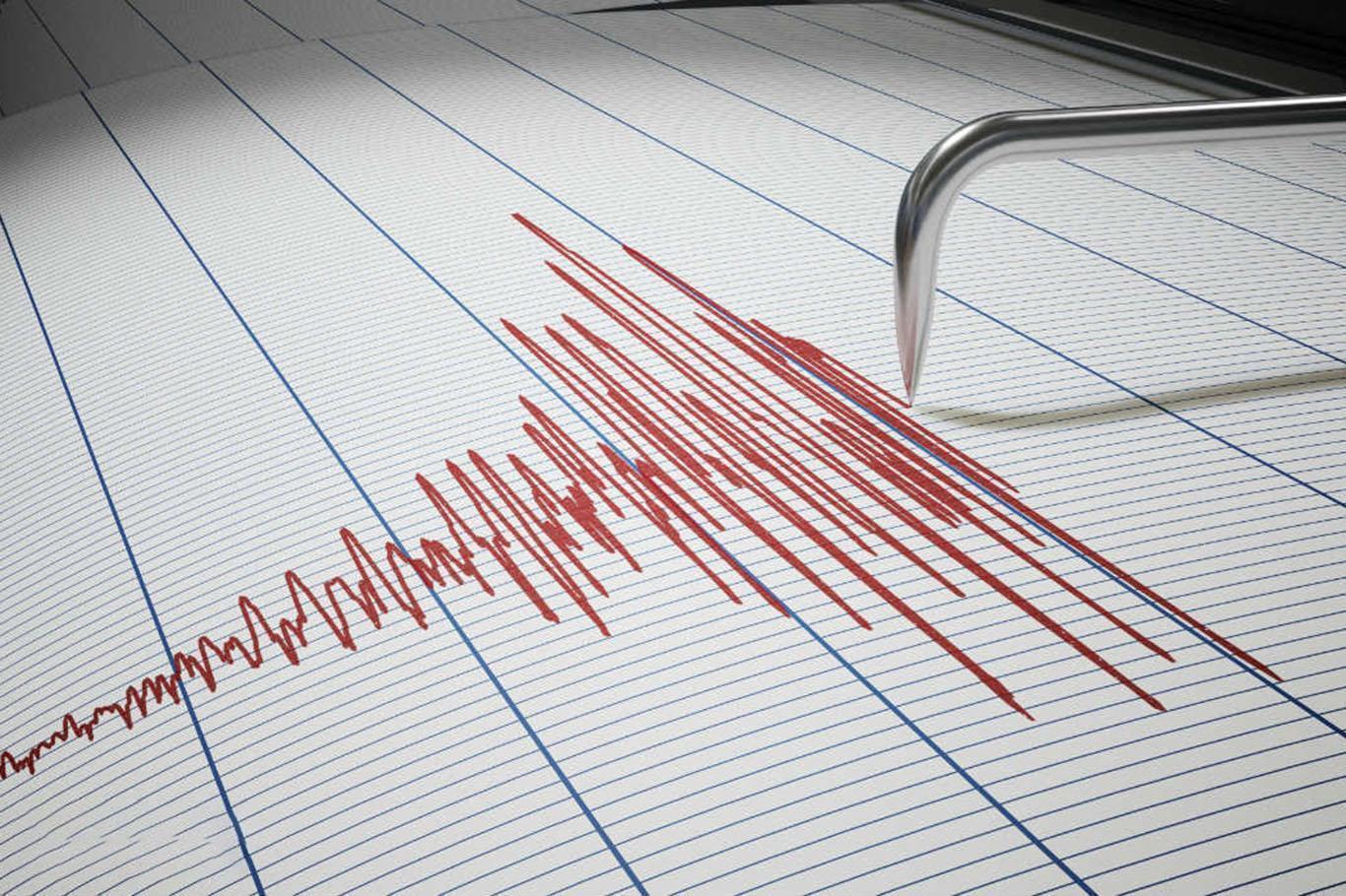 5.3-magnitude earthquake struck al-Sulaymaniyah