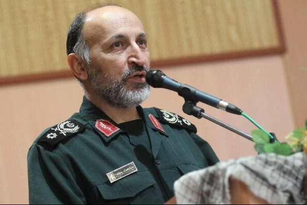 """The U.S. attempts to survive in Iraq are """"futile"""", Iranian senior military official says"""