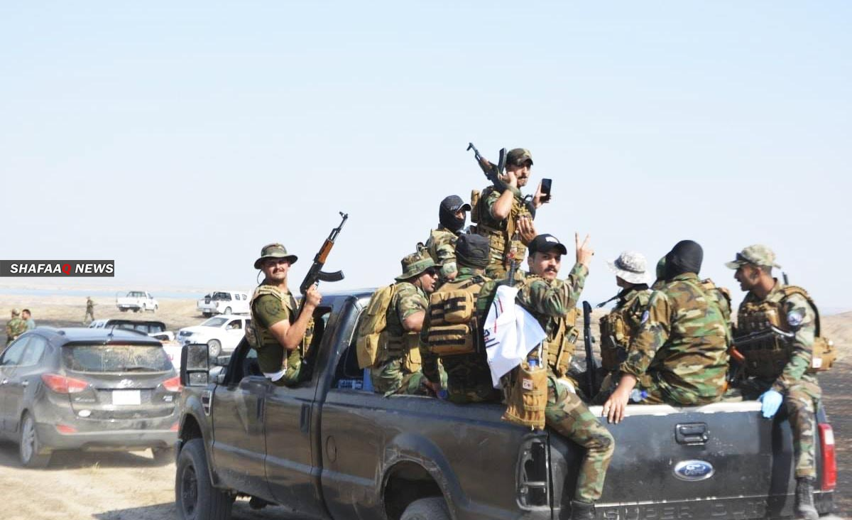 """أمن الحشد يعتقل عناصر من فصيل مسلح حاولوا الاستيلاء على مزايدة لـ""""نخالة طحين"""""""