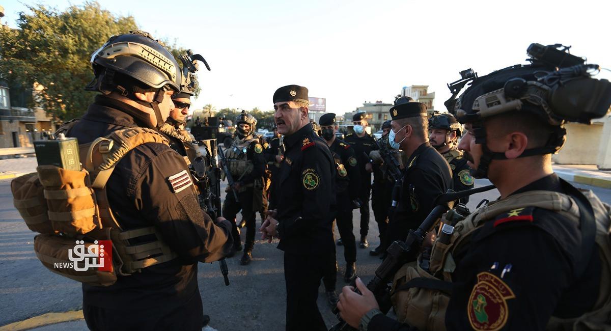 إصابة قائد أمني عراقي كبير بفيروس كورونا