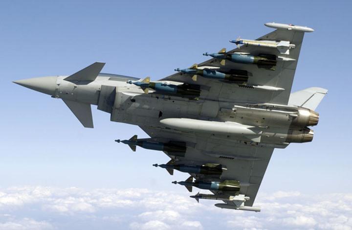 Britain says it struck ISIS militants in Iraq last month