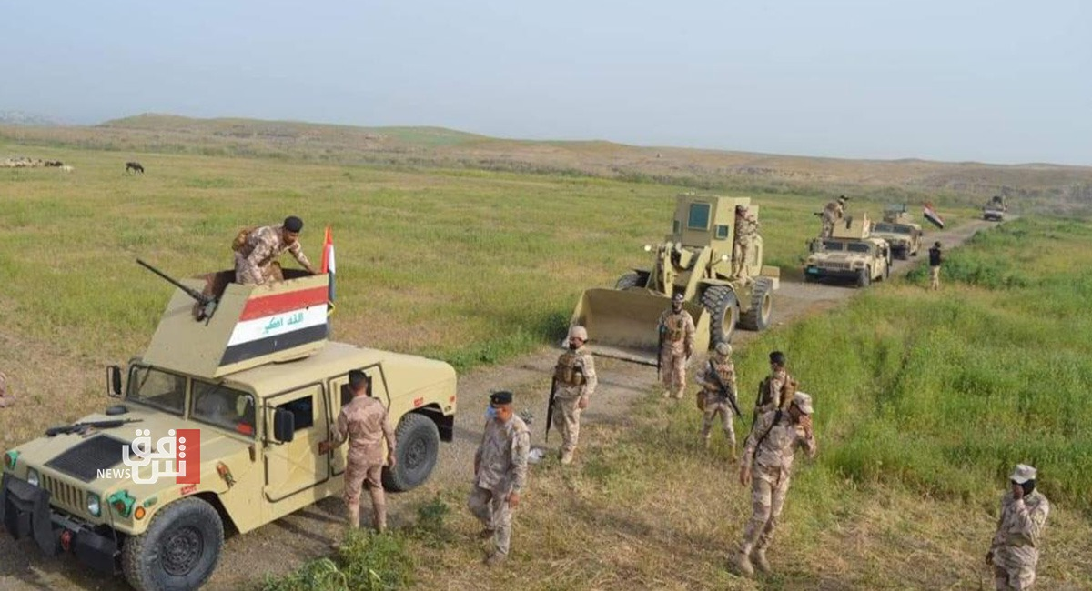 Iraq arrests infiltrators for crossing borders from Syria