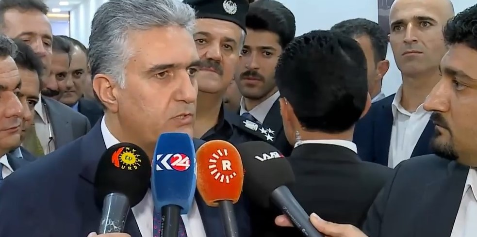 Kurdistan's Ministry of interior: the citizens did not adhere to the preventive measures