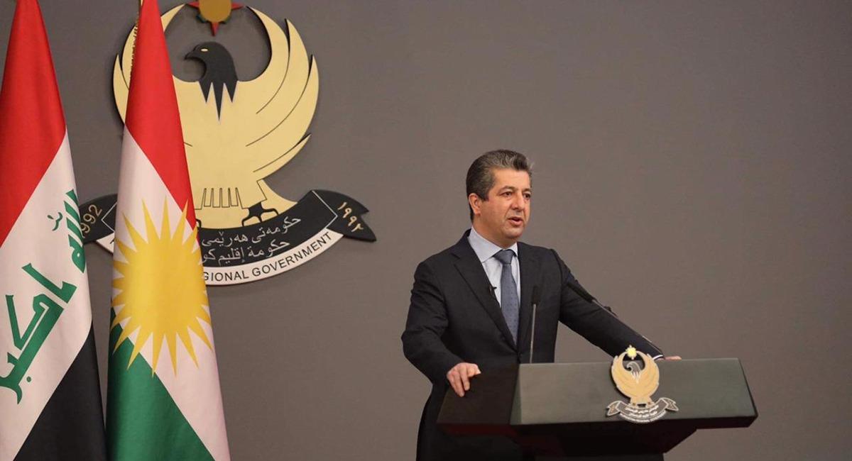 Barzani: we need the International Community's support to face terrorism