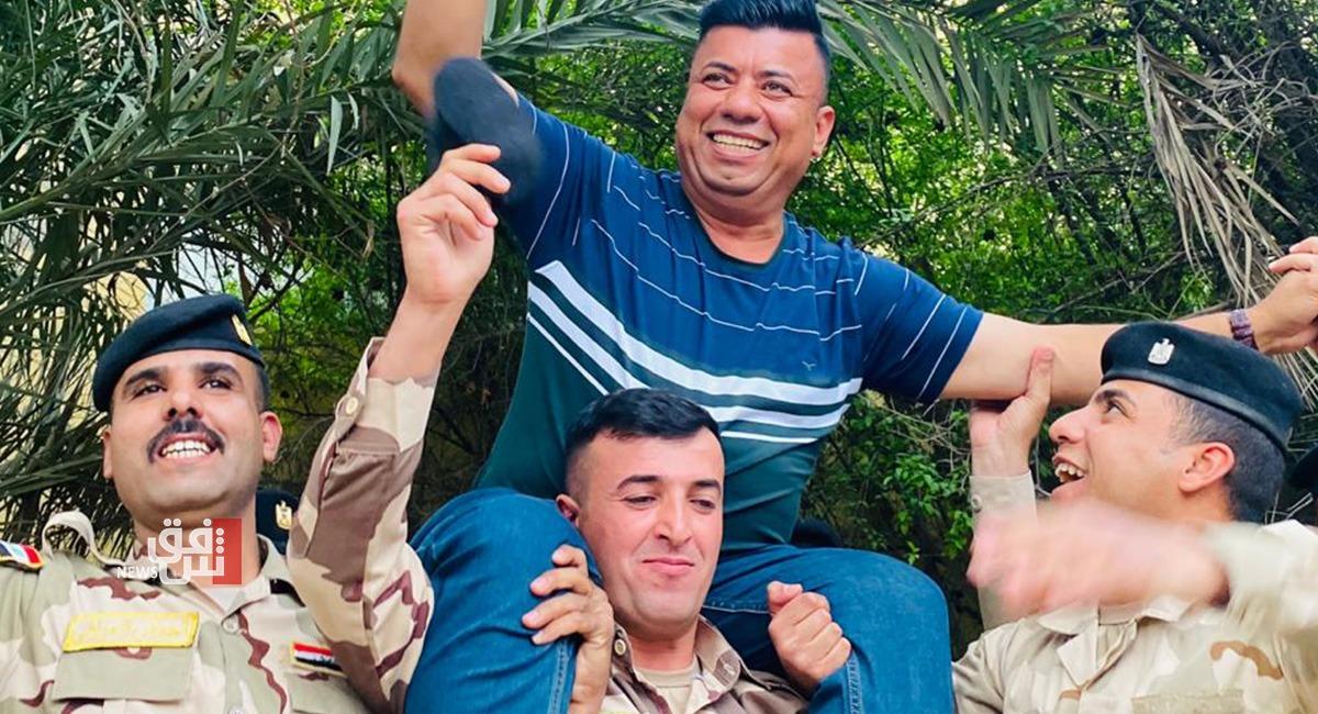 """الموصل.. مبادرة إنسانية من """"أخوة السلاح"""" تتوّج بزواج جندي"""