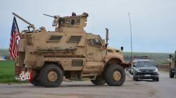 تسيير دورية أمريكية على حدود الادارة الذاتية شمال وشرق سوريا وتركيا