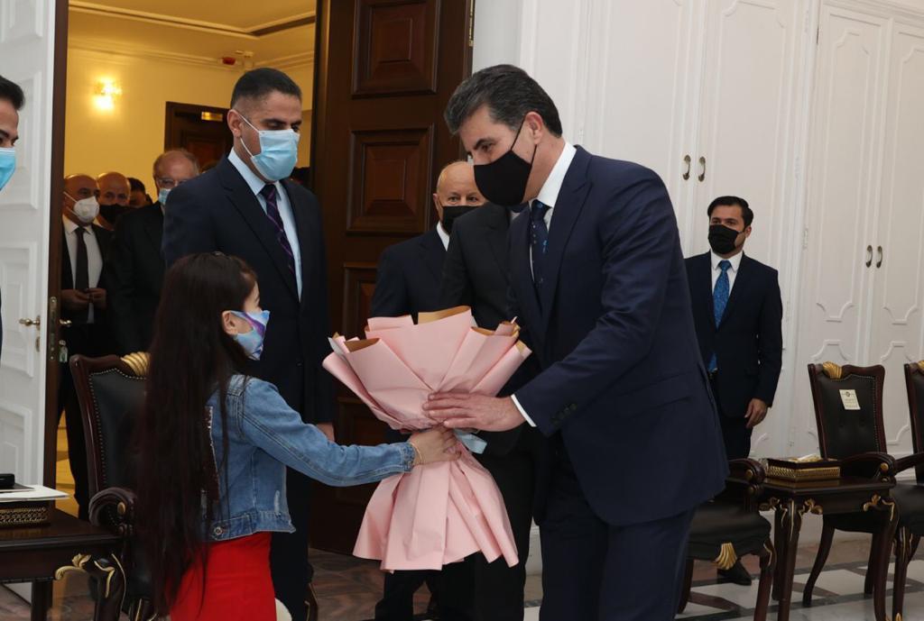 """قراءة في """"ثلاثية"""" رئيس إقليم كوردستان بين باريس واربيل وبغداد"""