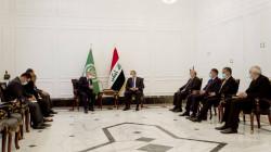 Al-Kadhimi to Aboul Gheit: Iraq endorses de-escalation initiatives