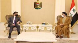 نيجيرفان بارزاني يستهل اليوم الثاني من زيارته لبغداد بلقاء الحكيم وقادة سياسيين (صور)