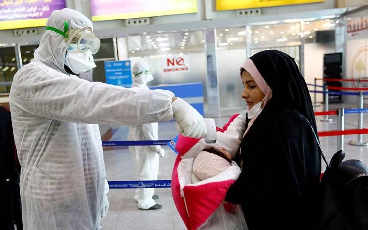 يقترب من مليون حالة.. العراق الأول عربيا بإصابات كورونا و26 عالميا