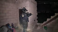 جهاز مكافحة الإرهاب يعتقل 6 إرهابيين في ثلاث محافظات عراقية