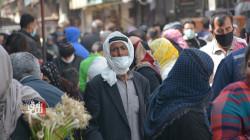 العراق يعلن 44 وفاة بكورنا وقرابة 8 آلاف اصابة جديدة