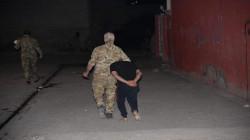 الحشد يعلن اعتقال شبكة إرهابية في نينوى كانت تخطط لشن هجمات