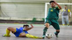 العراق يشارك في بطولة كأس العرب لكرة الصالات