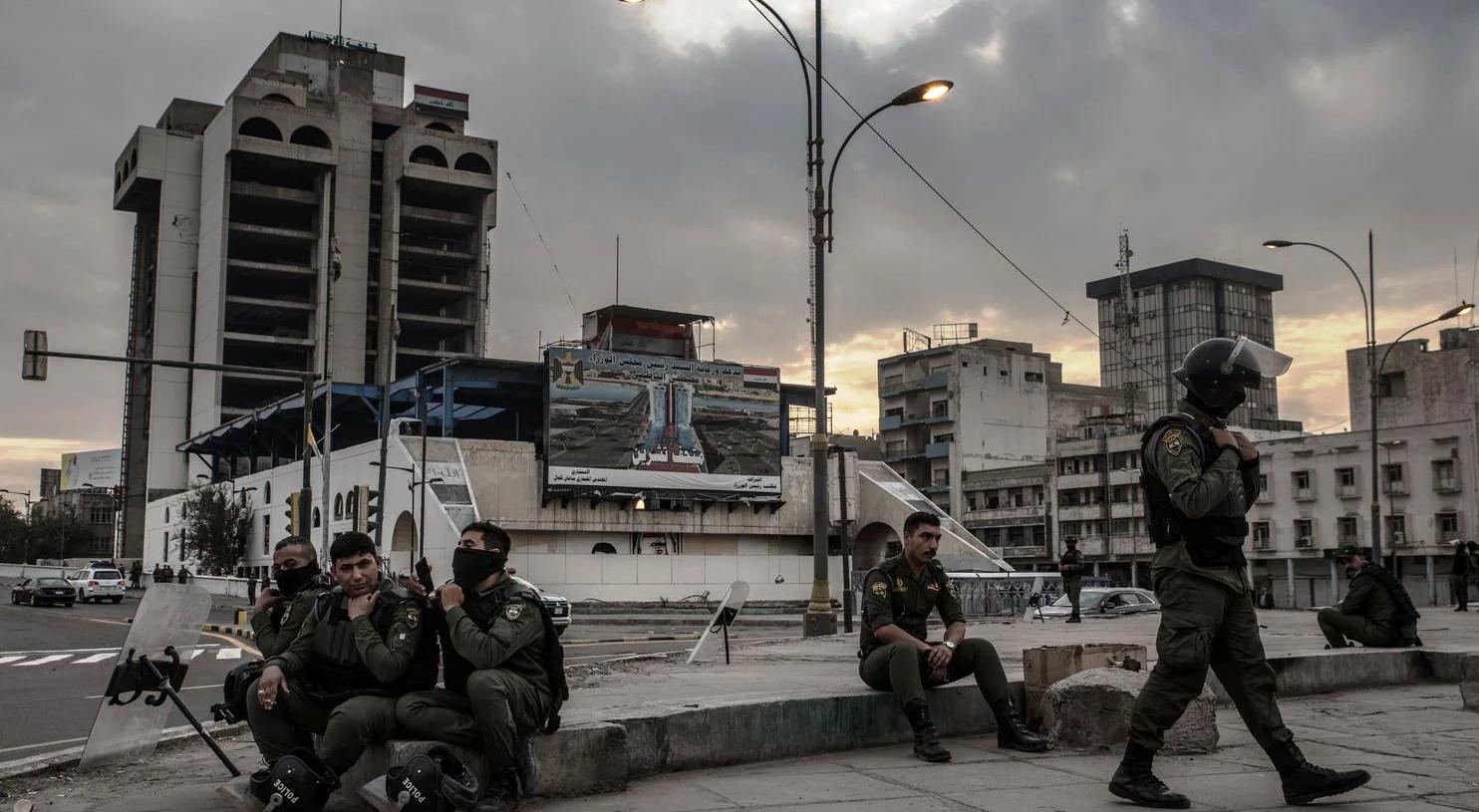 واشنطن بوست عن تظاهرات العراق: مسؤولون متخوفون من عودة الاحتجاجات وحراس السلطة يتربصون