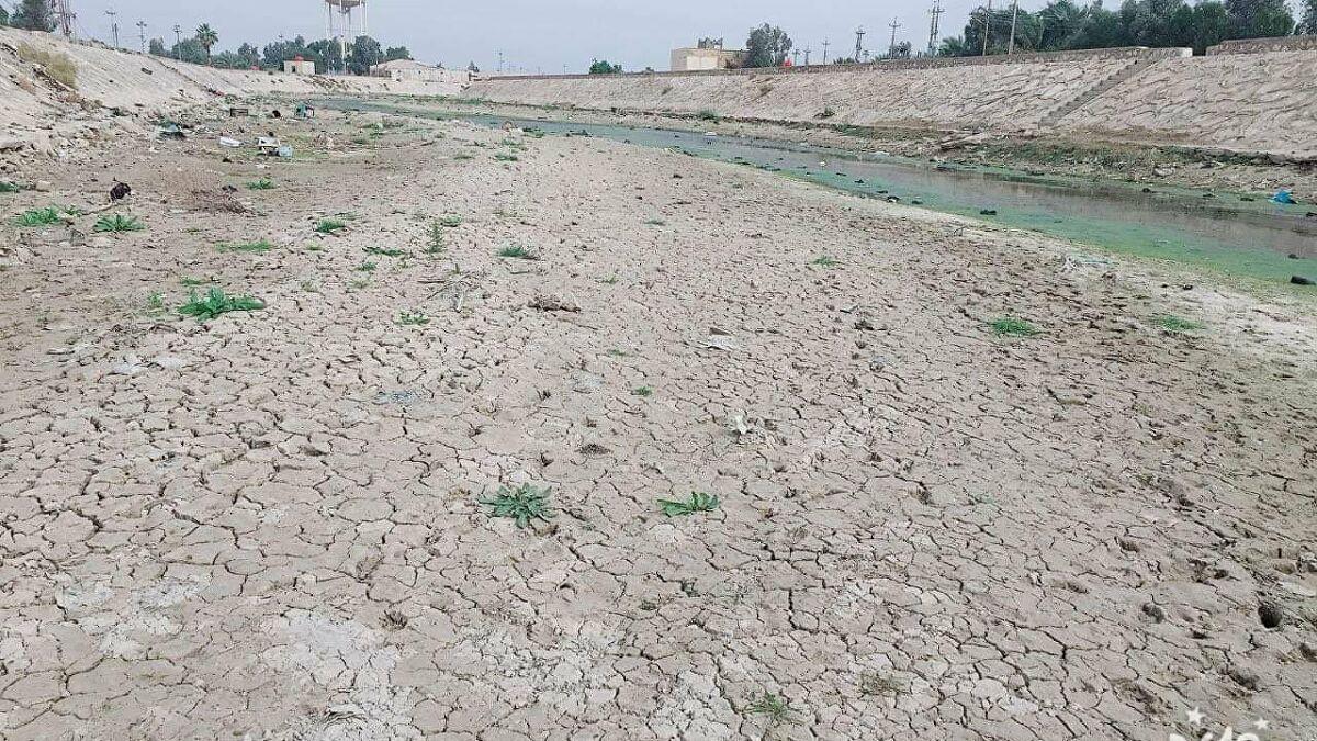 منطقة في إقليم كوردستان تدق ناقوس الخطر وتعلن جفافا هذه السنة
