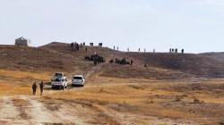 ISIS revives a strategic camp between Saladin and Diyala and deploys, local officials say